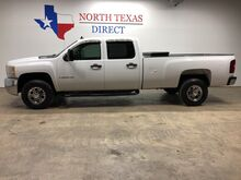 2009_Chevrolet_Silverado 2500HD_LS 6.6 Duramax Diesel Allison Towing 1 Owner Super Clean_ Mansfield TX