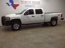 2009_Chevrolet_Silverado 2500HD_LT Z-71 4X4 Diesel Allison Crew Short Bed Ranch Hand_ Mansfield TX