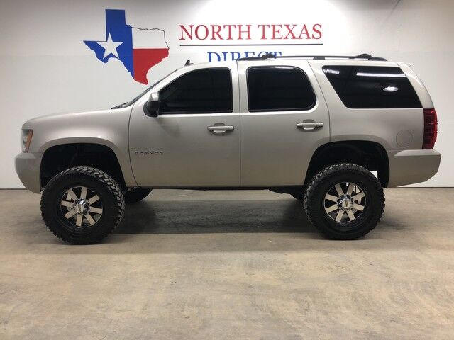 2009 Chevrolet Tahoe 2LT Lifted New 35 Tires Leather Moto Metal Wheels Mansfield TX
