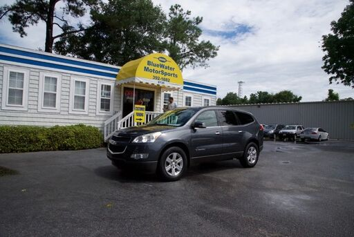 2009_Chevrolet_Traverse_LT w/2LT_ Wilmington NC