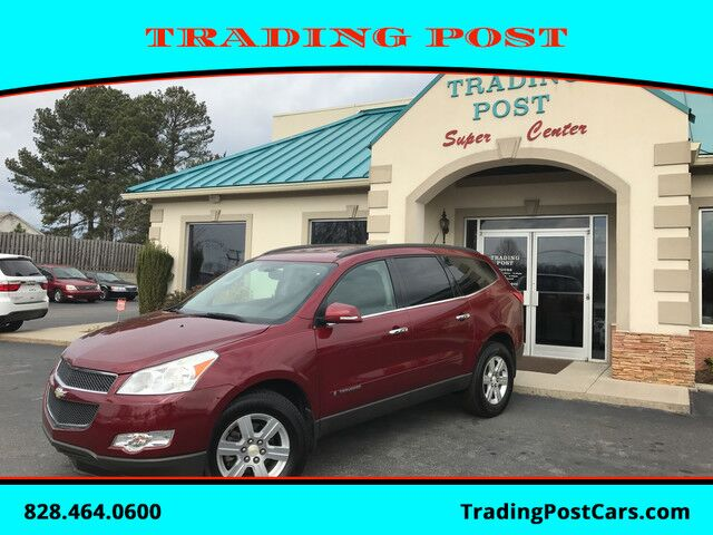 2009_Chevrolet_Traverse_LT1 FWD_ Conover NC