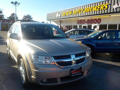 2009 DODGE JOURNEY SXT,BUYBACK GUARANTEE, WARRANTY, SATELLITE RADIO, SUNROOF, ONLY 99K MILES, 1 PREVIOUS OWNER!!! Norfolk VA