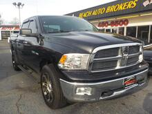 2009_DODGE_RAM_1500 SLT CREW CAB 4X4, WARRANTY, HEMI,HARD TONNEAU COVER, SIRIUS RADIO, POWER DRIVERS SEAT,  A/C!!!!_ Norfolk VA