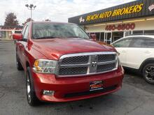 2009_DODGE_RAM_1500 SPORT CREW CAB 4X4, WARRANTY, SUNROOF, TOW PKG, BED LINER, PARKING SENSORS, HEATED MIRRORS!!!_ Norfolk VA