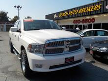 2009_DODGE_RAM_1500 SPORT CREWCAB 4X4, BUYBACK GUARANTEE,WARRANTY, LEATHER, SIRIUS RADIO, NAV, FULLY LOADED, NICE!_ Norfolk VA