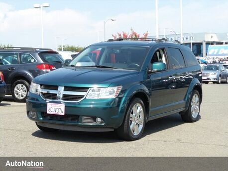 2009_Dodge_Journey_R/T_ Roseville CA