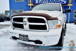2009_Dodge_Ram 1500_SLT / 4X4 / Quad Cab / Automatic / Auto Start / Seats 6 / Aux Input / Tonneau Cover / Block Heater / Tow Pkg_ Anchorage AK