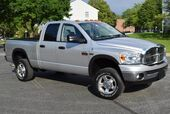 2009 Dodge Ram 2500 HD 4x4 SLT Big Horn Quad Cab Hemi V8