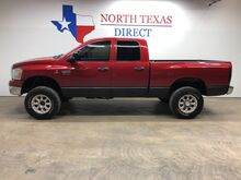 2009_Dodge_Ram 2500_SLT 4x4 Lifted 6.7 Diesel Short Bed Mb Wheels Rhino Line_ Mansfield TX