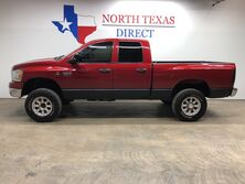Dodge Ram 2500 SLT 4x4 Lifted 6.7 Diesel Short Bed Mb Wheels Rhino Line 2009
