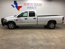 2009_Dodge_Ram 2500_SXT 6.7 Cummins Diesel Crew Cab Long Bed Ranch Hand_ Mansfield TX