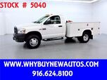 2009 Dodge Ram 3500 ~ 4x4 ~ Top Boxes ~ Only 53K Miles!
