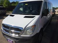 Dodge Sprinter Van 2500 144-in. WB 2009