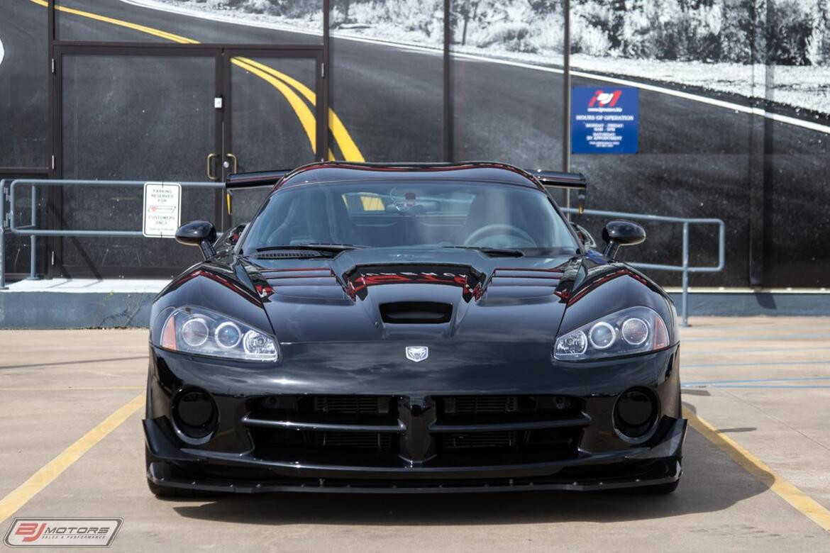 2009 Dodge Viper ACR Only 14 Miles Tomball TX