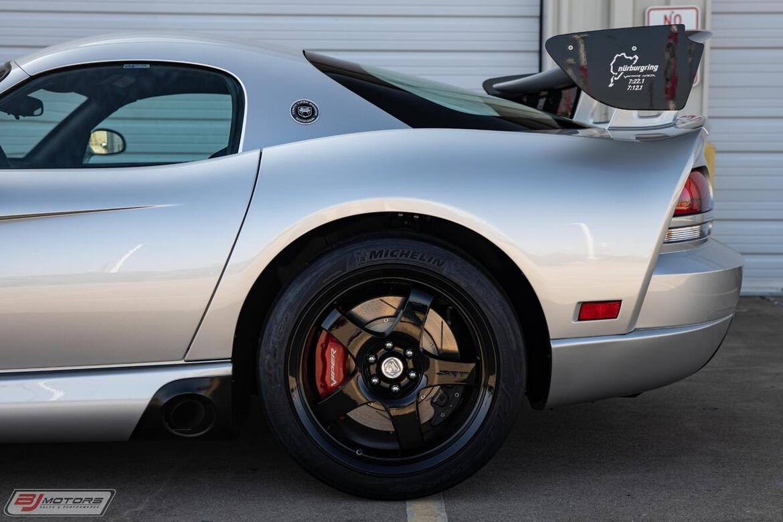 2009 Dodge Viper ACR VOI.10 Tomball TX