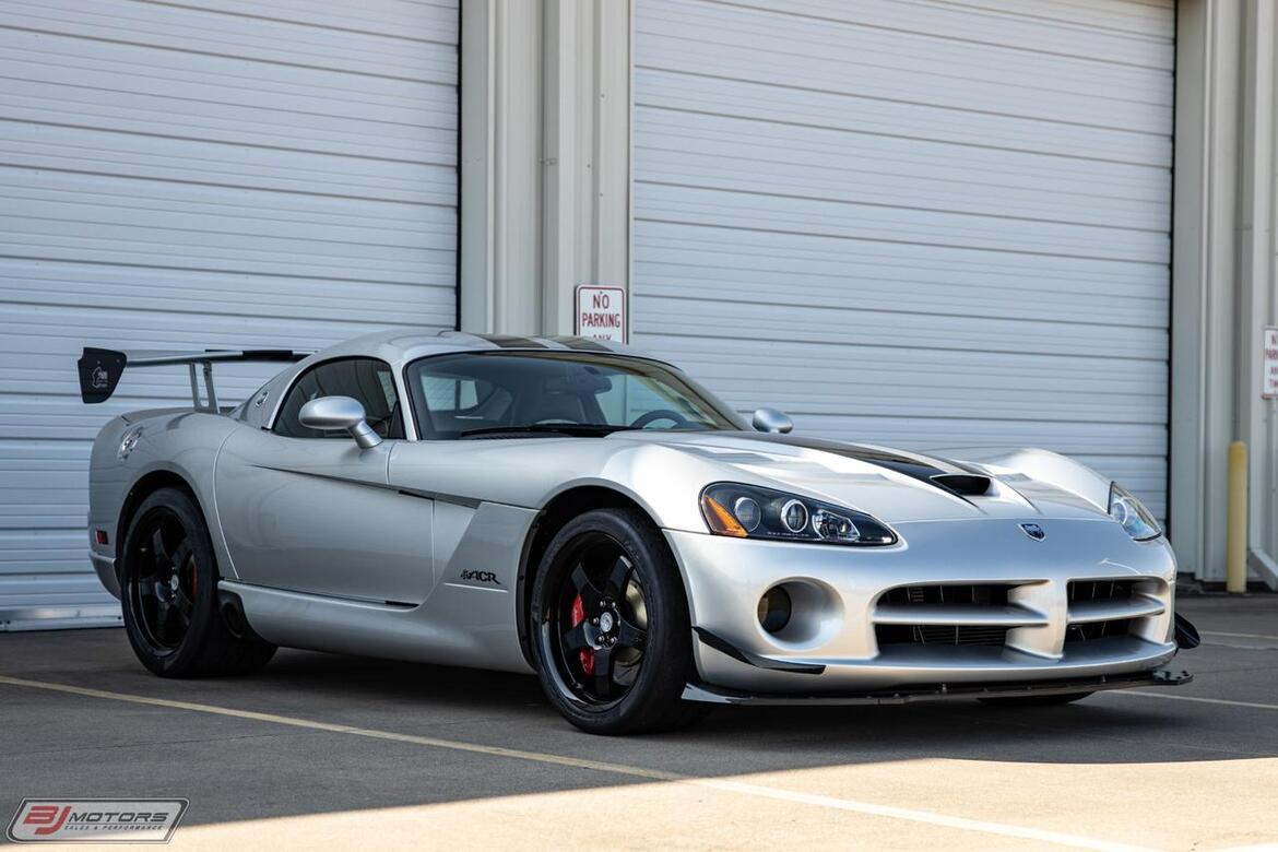 2009 Dodge Viper ACR VOI.10 VCA Raffle Car 1 of 1 Tomball TX