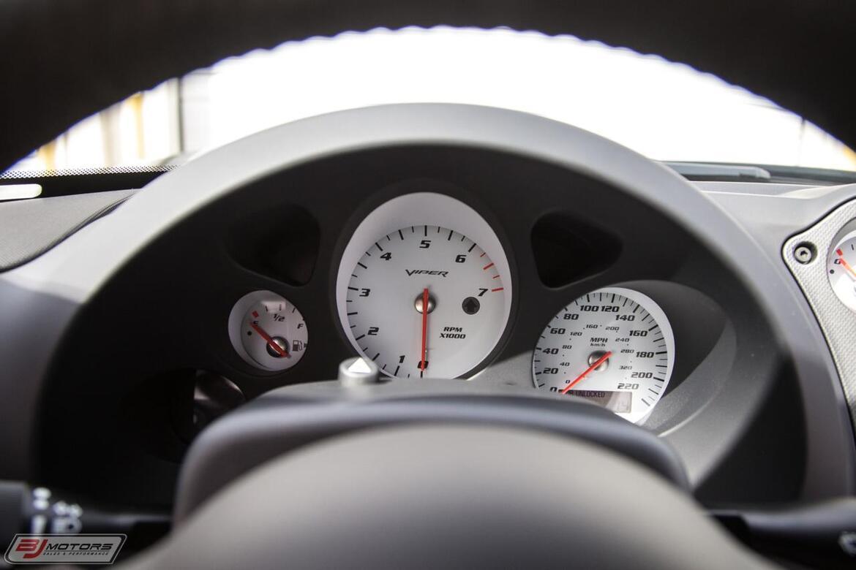 2009 Dodge Viper SRT-10 ACR Tomball TX