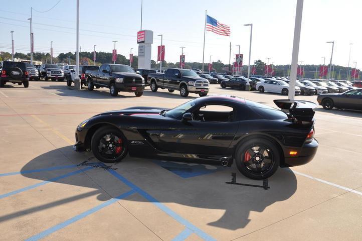 2009 Dodge Viper SRT10 ACR Tomball TX