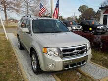 2009_FORD_ESCAPE_LIMITED 4X4, WARRANTY, LEATHER, SUNROOF, NAV, TOW PKG, PARKING SENSORS, BLUETOOTH, ROOF RACKS, A/C!!_ Norfolk VA