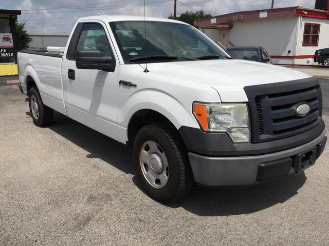 2009 FORD F-150  Houston TX
