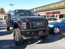 2009_FORD_F-350_SUPER DUTY HARLEY DAVIDSON 4X4,BUYBACK GUARANTEE, WARRANTY,  LEATHER, LIFTED, ONLY 50K MILES!_ Norfolk VA