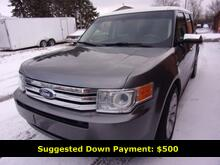 2009_FORD_FLEX LIMITED__ Bay City MI