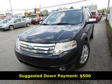 2009_FORD_TAURUS X LIMITED__ Bay City MI