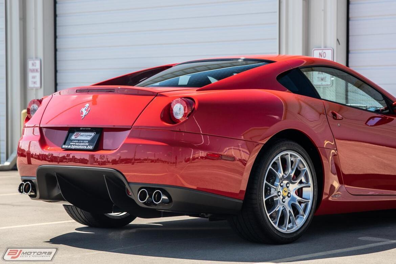 2009 Ferrari 599 GTB Fiorano F1 Tomball TX