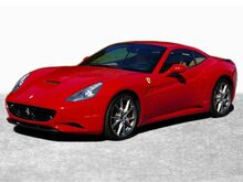 2009_Ferrari_California_Convertible_ Hickory NC