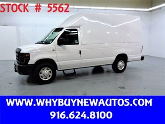 Ford E350 ~ Extended Length ~ High Roof ~ Only 32K Miles! 2009