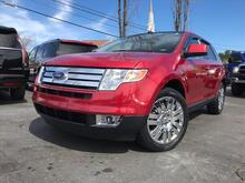 2009_Ford_Edge_Limited_ Raleigh NC