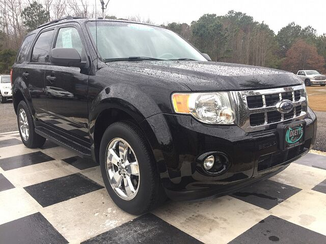 2009 Ford Escape 4d SUV FWD XLT Outer Banks NC