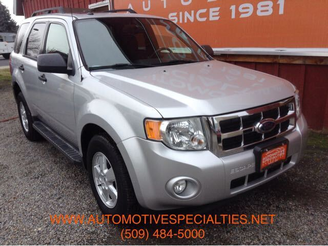 2009 Ford Escape XLT 4WD V6 Spokane WA