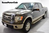 2009 Ford F-150 4WD SuperCrew 145 King Ranch