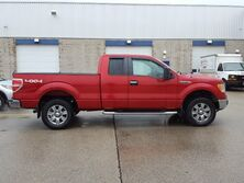 Ford F-150 4x4 Extended Cab XLT: 5.4L-6.5 FOOT BOX-CLOTH-SYNC-CD PLAYER-4X4 2009