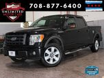 2009 Ford F-150 FX4 4WD Navigation! Rear Camera! Tonneau Cover!
