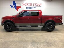 2009_Ford_F-150_FX4 4x4 Lifted 5.4 V8 Fuel Bluetooth Sync Pro Comp Lift_ Mansfield TX