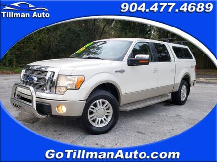 2009_Ford_F-150_King Ranch_ Jacksonville FL