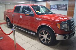 2009_Ford_F-150_Lariat SuperCrew 5.5-ft. Bed 2WD_ Charlotte NC