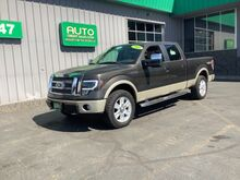 2009_Ford_F-150_Lariat SuperCrew 6.5-ft. Bed 4WD_ Spokane Valley WA