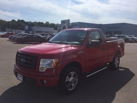2009_Ford_F-150_STX_ Paris TN