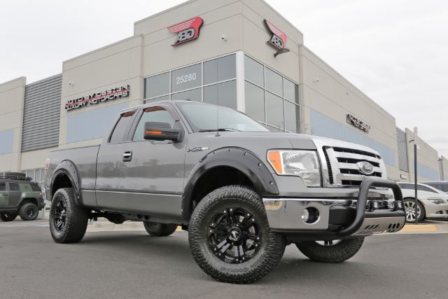 2009 Ford F-150 XLT SuperCab 5.5-ft. Bed 4WD Chantilly VA