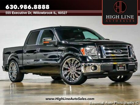 2009_Ford_F-150_XLT_ Willowbrook IL