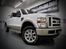 2009_Ford_F-250_King Ranch Lariat Super Duty V8 Power Stroke 4X4_ Grafton WV
