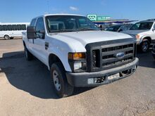 2009_Ford_F-250 SD_XL Crew Cab Long Bed 4WD_ Laredo TX
