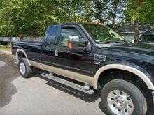 2009_Ford_F-350 SD_Lariat SuperCab Long Bed 4WD_ Charlotte NC