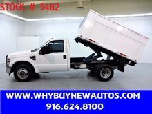 2009_Ford_F350_~ 9ft Dump Bed ~ Only 76K Miles!_ Rocklin CA