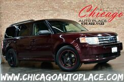 2009_Ford_Flex_SE - 3.5L V6 DURATEC ENGINE FRONT WHEEL DRIVE 2 TONE GRAY CLOTH INTERIOR 3RD ROW SEATING BLACK WHEELS_ Bensenville IL