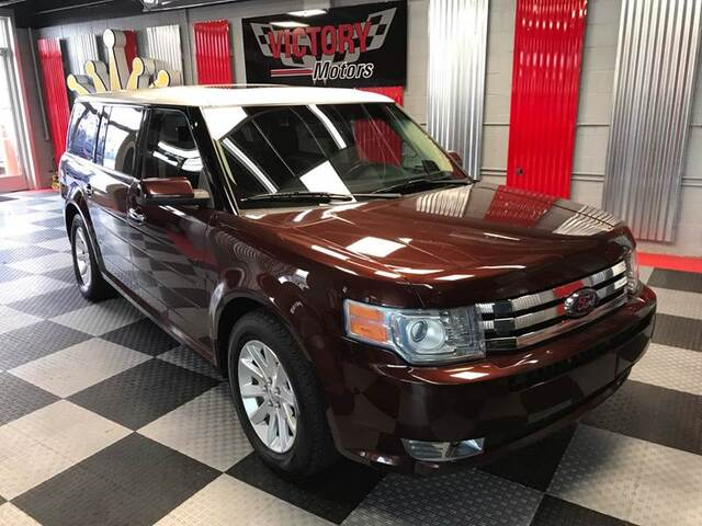 2009 Ford Flex SEL Crossover 4dr Chesterfield MI