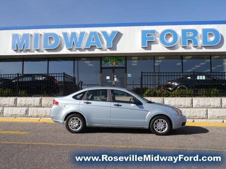 2009_Ford_Focus_SE_ Roseville MN